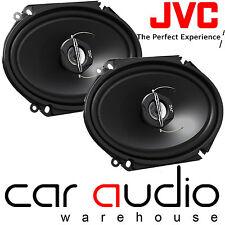 "Ford Fiesta MK6 2002-2008 5x7"" 6x8"" 500W 2 Way Front/Rear JVC Car Door Speakers"