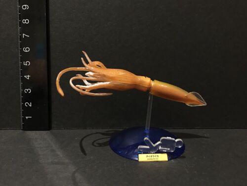 RARE Takara Tomy 1//72 Giant Squid Figure A Open Mouth w//2 Poses