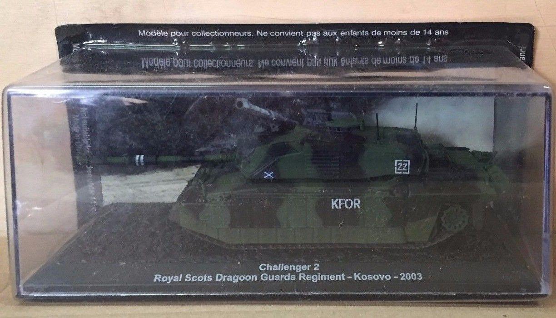 MUERE EL EL EL MOLDE TANQUE CHALLENGER 2 ROYAL SCOTS GUARDS KOSOVO - 2003 1 72 920c2f