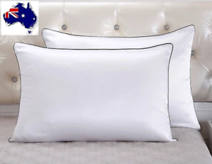 Luxury-Soft-100-Mulberry-Silk-Pillowcase-Case-25-Momme-Slip-White-Beauty-Care