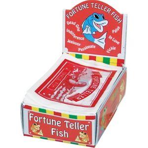 Fortune Telling Fish Stocking Filler Christmas Cracker