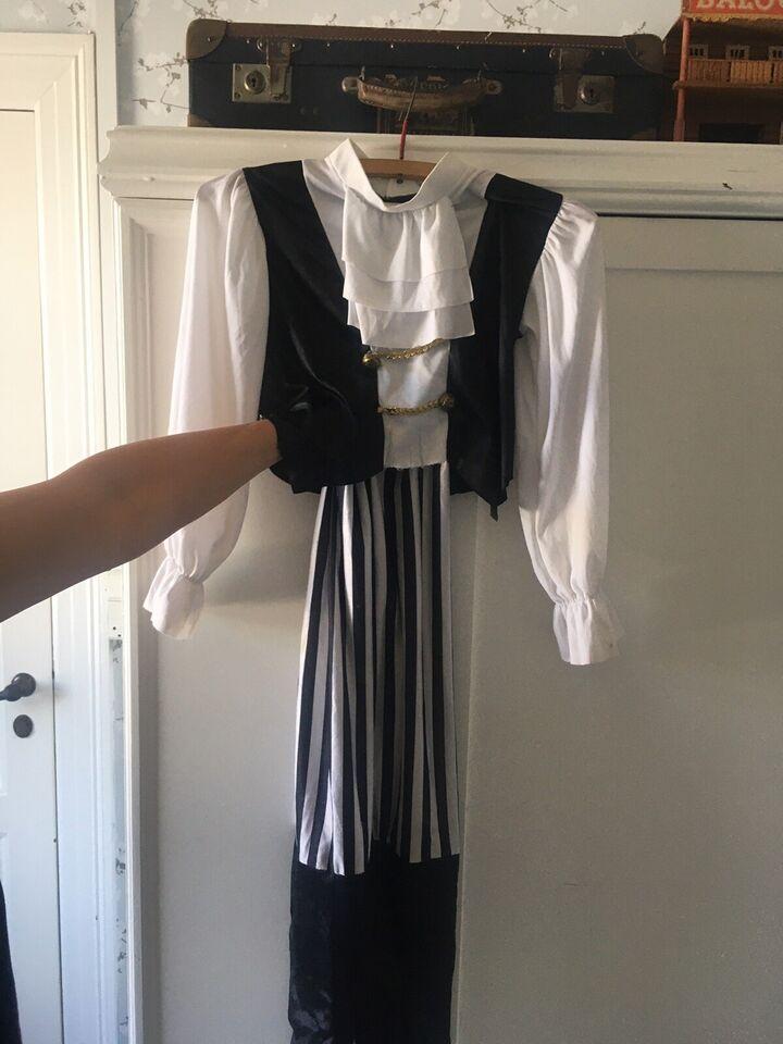 Udklædningstøj, Sørøverdragt
