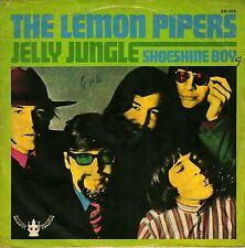 "7"" Lemon Pipers – Jelly Jungle / Shoeshine Boy // Germany 1968"
