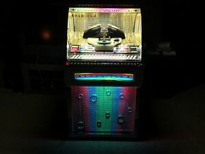 Custom Made Jukebox title strips with your choice of song title & artist