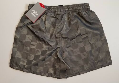 Umbro Soccer Shorts Gray Size L 14-16 NEW with tags!!
