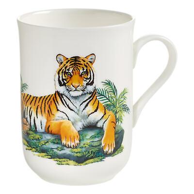 Capace Maxwell & Williams Animals O T World Tazza Tiger Tazza Di Caffè Tazza Di Porcellana- Prestazioni Affidabili
