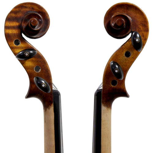 """Sky High Quality 16/"""" Size Viola Solid Wood Hand Carved 1 Bow"""