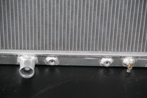 339 Aluminum Radiator for Ford Falcon Mustang 66-70 71 72 Mercury Comet//Cougar