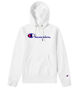 Champion-Europe-Reverse-Weave-Logo-Script-Hoodie-White
