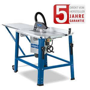 scheppach Tischkreissäge HS120o Tischsäge Kreissäge Holzsäge Baukreissäge 400V