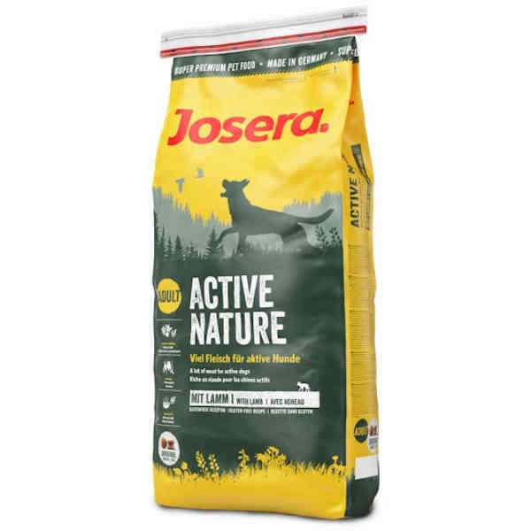 Josera Exklusiv Active Nature 2 x15 kg + GESCHENK  Hundefutter Hunde trocken