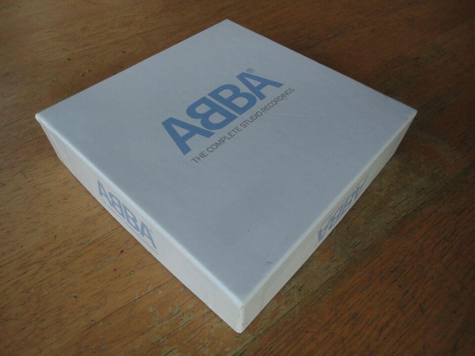 ABBA : ABBA BOX, pop