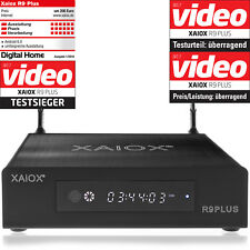 XAiOX R9 Plus - UHD 4k Android Mediaplayer HDD Fach HDMI MKV USB LAN WLAN BD-ISO