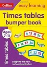 Times Tables Bumper Book Ages 7-11 (Collins Easy Learning KS2) by Collins Easy Learning (Paperback, 2015)