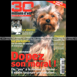 30-MDA-N-218-CHAT-DE-RACE-SIBERIEN-CHIEN-YORKSHIRE-TERRIER-TORTUES-GEANTES-2005