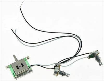 pour guitare TELECASTER wiring harness KIT STANDARD TELE