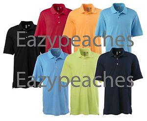 ASHWORTH-GOLF-Mens-S-2XL-3X-4X-EZ-Tech-Textured-Golfman-dri-fit-Polo-Sport-Shirt