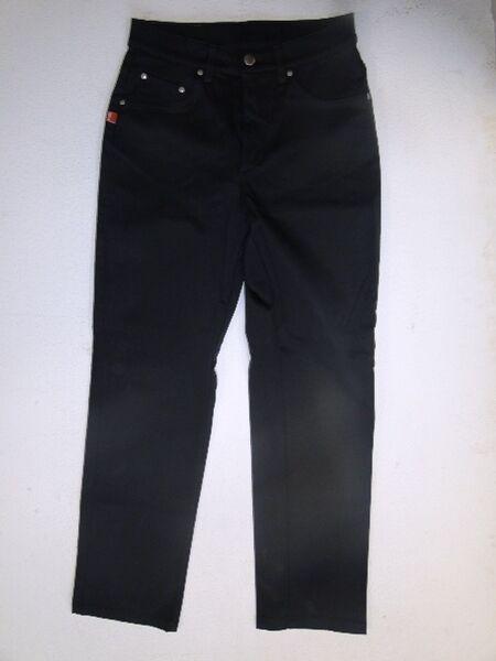 Joop Stretchjeans Jeans Hose Schwarz Uni Gr. 40 L32