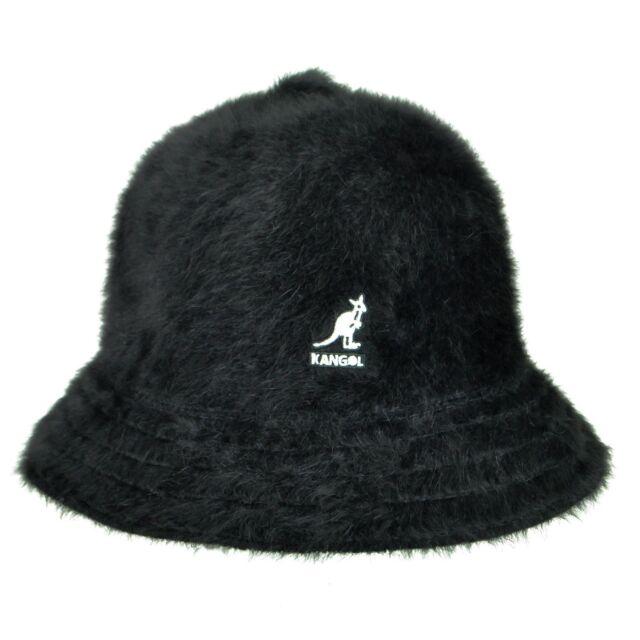 c35b953c9a4 Kangol Furgora Casual Bucket Hat Black K3017ST M for sale online