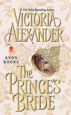 1 of 1 - The Prince's Bride, Alexander, Victoria, Very Good Book