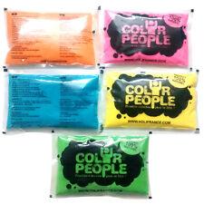 1 sachet (75g) de poudre colorée - Holi Color Couleur FLUO assortie pas le choix