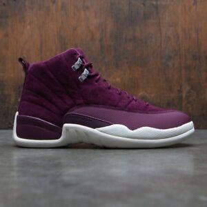 1d059117f5b 2017 Nike Air Jordan 12 XII Retro Bordeaux Burgundy Size 12. 130690 ...