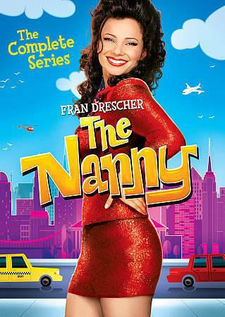 The Nanny The Complete Series DVD, 2015, 19-Disc Set Boxset - $34.00