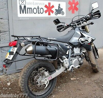 Complete rack/side carrier,luggage rack system for Suzuki DRZ 400SM DRZ400 SM