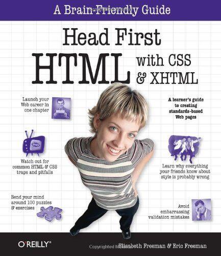 Head First HTML with CSS & XHTML,Elisabeth Robson,Eric Freeman