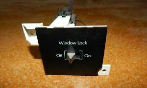 89 90 91 92 93 Cadillac Deville Window Lock Switch ...