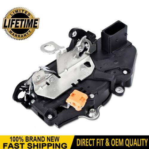 Driver Side Cadillac Chevrolet GMC Power Door Lock Actuator Front Left FL