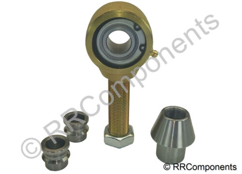 Fits 1-1//2 x.250 Tube Chromoly Panhard 3//4 x 5//8 Bore Rodend Heim Joints Rock