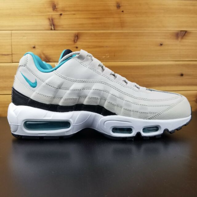 Nike Air Max 95 Essential Mens 749766 027 Bone Turquoise Running Shoes Size 11