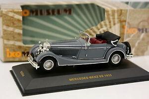Ixo-1-43-Mercedes-SS-1933-Grise