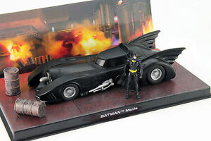 DC-Batman-Automobilia-Collection-1-Batman-Batmobile-moviecar-1989-Black