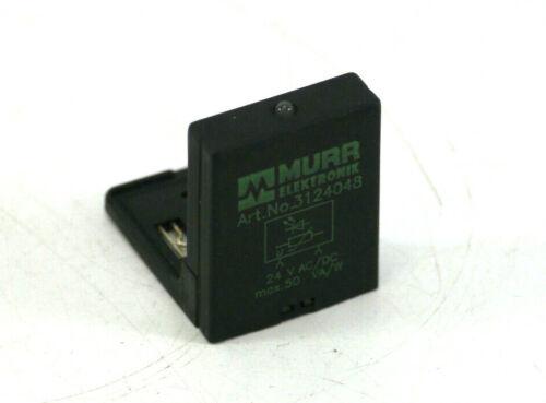 1 Stück Murr Elektronik Entstöradapter 312404824 VAC W DC max 50 VA