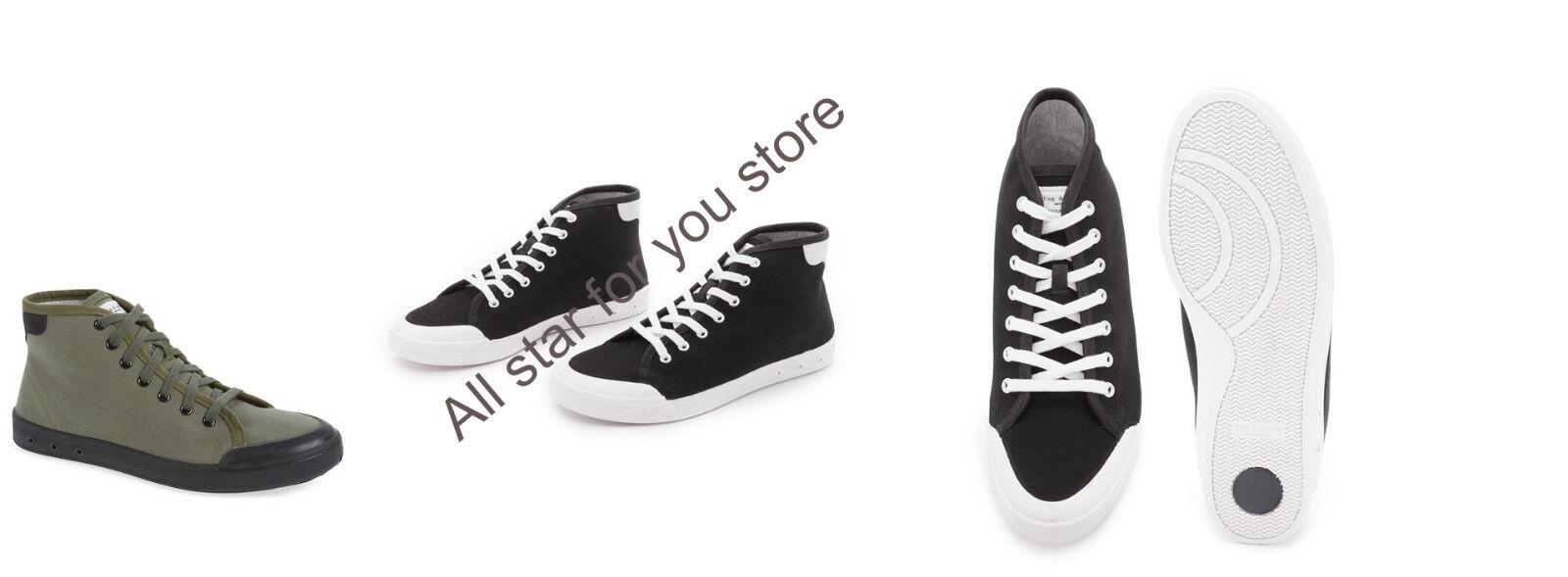 Rag & Bone Men's Sneaker Standard Issue High Top Sneaker Canvas Sneaker