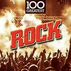 100 Greatest Rock by Various (CD, 2017, Rhino)