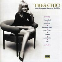 Various Artists - Tres Chic: More French Singers Of The 1960's / Various [new Cd on sale
