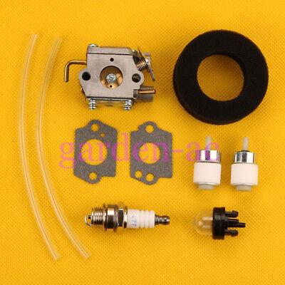 Air filter fuel filter line for Ryobi 740R 766R 768R 767r 775r 790r Gas Trimmer