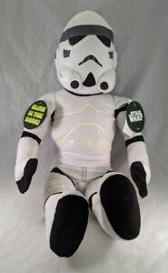 Star-Wars-Stormtrooper-Disney-Glow-in-the-Dark-Pillow-Buddy-22-034-Character-Soft