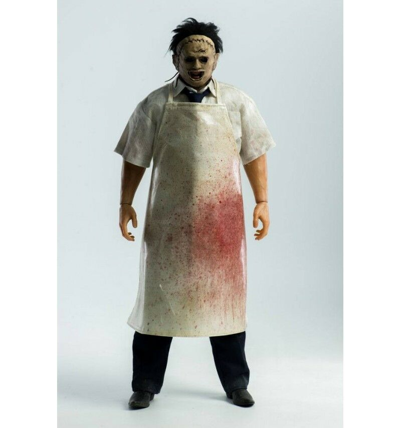 ThreeA Massacre à la tronçonneuse figurine 1/6 Lederface