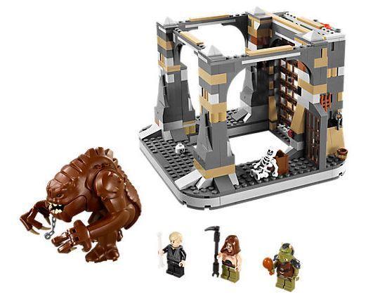 LEGO STAR  WARS RANCOR PIT 75005 BRAND nouveau IN FACTORY SEALED BOX w LUKE  RETIrouge  vente de renommée mondiale en ligne