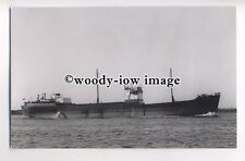 ce0290 - Shipping & Coal Collier - Waterland , built 1950 - photograph