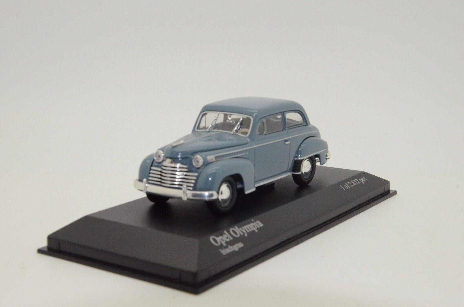 RARE   Opel Olympia 1952 Minichamps 040401 1 43