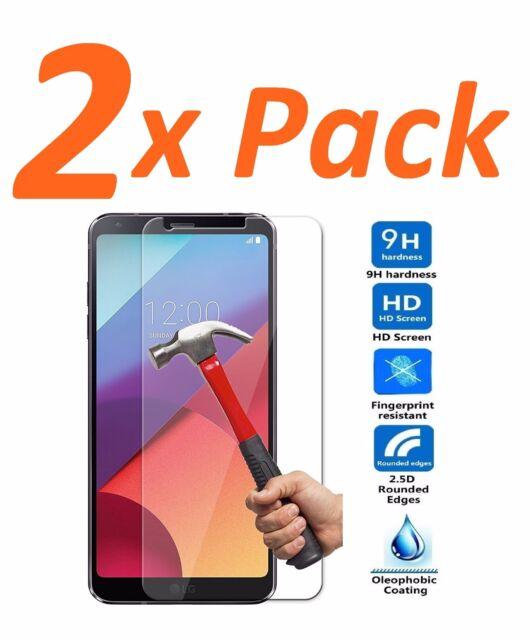 2X Clear Screen Protector Guard Shield Film Cover Saver For Verizon Ellipsis 8