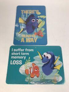 Disney-039-s-Dory-Nemo-I-Suffer-From-Short-Term-Memory-Loss-Art-Wall-Sign-s-Bundle