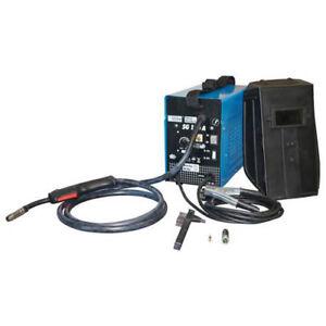 Guede-SG-120-A-Fuelldraht-Schweissgeraet-20070-Schweissen-230V-Netzleistung-Neuware