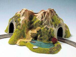 Noch-scala-N-34660-Tunnel-Galleria-in-curva-a-1-binario-Nuova