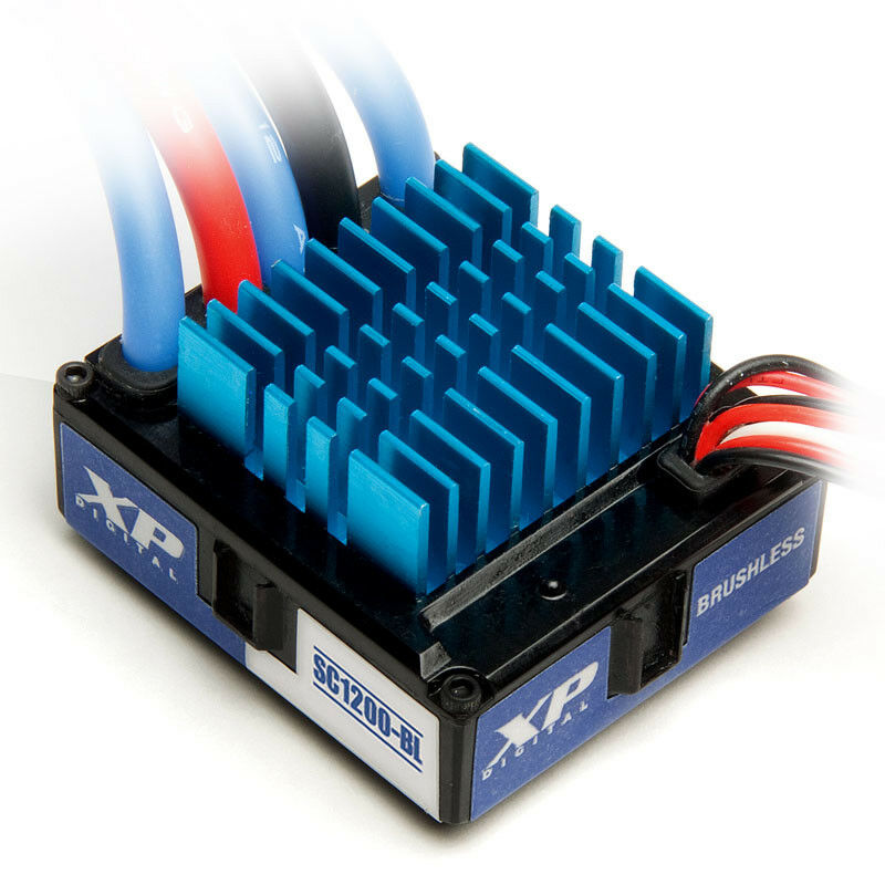TEAM ASSOCIATED - XP SC1200 Brushless ESC  - GALAXY RC  | Garantiere Qualität und Quantität